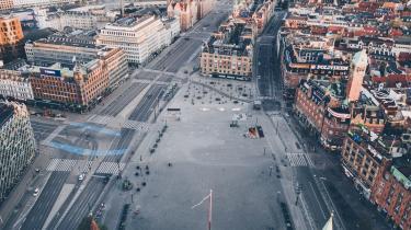 Ssshhh. Kan du huske, hvordan det lød, da gaderne lå øde hen, da samfundet var sat i stå?
