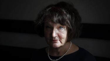 Monika Fagerholm (2019).