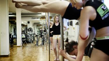 Efter måneders nedlukning åbner også fitnesscentrene nu igen.