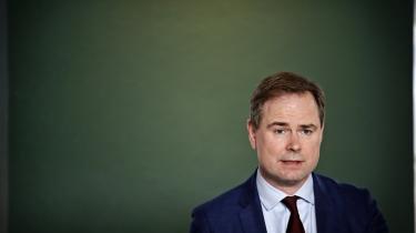 Regeringen vil oprette en fond, der skal komme virksomheder til undsætning. Men Dansk Industri regner ikke regner med, at fonden bliver nødvendig. De sammenligner den med at tegne en »brandforsikring«, som man heller ikke håber, man får brug for.