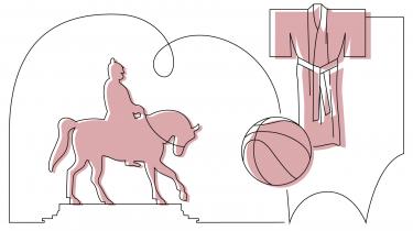 Boller i karry, basketball, Marienborg, Christian V, Cavlingprisen, Emma Gad ... alt er i spil i kampen om fortiden