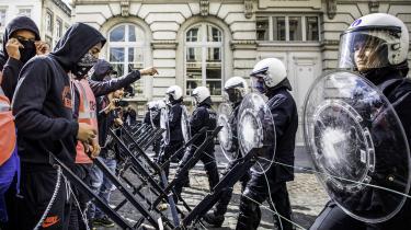 Black Lives Matter-demonstrationerne i Bruxelles den 7. juni samlede 15.000 mennesker – en af de største menneskerettighedsdemonstrationer nogensinde i landet.