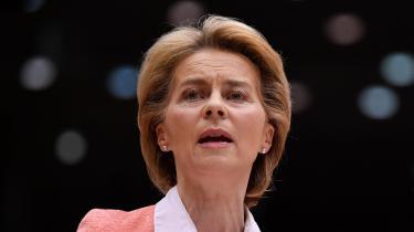 »Det er ikke floskler fra Bruxelles, når kommissionens forkvinde Ursula von der Leyen siger, at de forhandlinger, som finder sted lige nu, kommer til at definere Europa.« skriver Rune Lykkeberg.