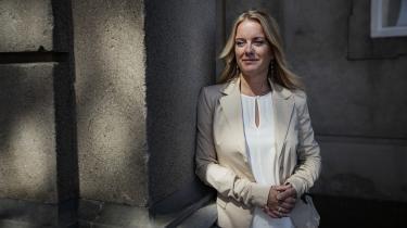 Pernille Vermund er rigtig god til oneliners. Og hun er ligeglad med, om det bliver unuanceret, siger Altingets politiske kommentator Erik Holstein om Nye Borgerliges frontfigur.