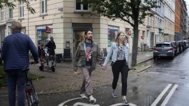 30-årige Anna Filrup er fra Ballerup og hendes ægtefælle, 37-årige Fabian Galindo, er fra Mexico City. Hvis de to vil bo sammen, kan de blive nødt til at flytte til Malmø.