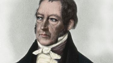 Den ualmindelig langskæggede Pittsburgh-filosof Robert Brandom har begået en ualmindeligt omfattende moppedreng om G.W.F. Hegels famøse storværk fra 1807: 'Åndens fænomenologi'. Bogen er både et afsindigt tekstnært detailstudium og et originalt bud på en nyfortolkning, og det bliver svært at komme uden om Brandom for næste generation af Hegel-fortolkere
