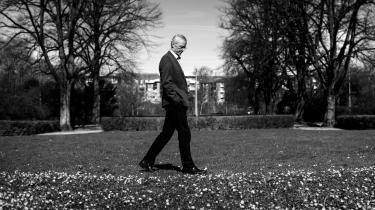 Anders Eldrup kender olieeventyret i Nordsøen indefra fra sin tid som Dong-chef. Han kender også måden, der tænkes på i regeringen, fra sine ti år som departementschef i Finansministeriet før Dong-jobbet.
