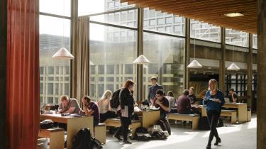Ny forskning viser, at der ingen sammenhæng er mellem studerendes mobilbrug og deres præstationer.