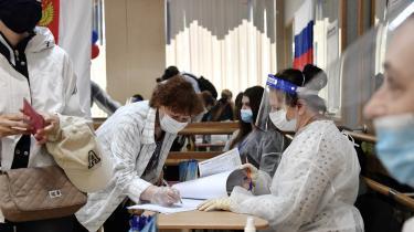 Både coronakrisen og denne uges forfatningsafstemning om at forlænge Vladimir Putins præsidentperiode til 2036 har påvirket de interne mekanismer i den politiske elite i Rusland.