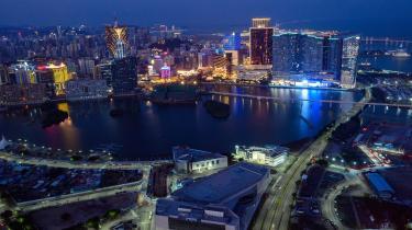 De 'sorte samfund' i Kina er forbrydersyndikater eller bander, hvor kriminalitet er sat i system og underlagt et fast hierarki. De er mest kendt fra Hongkong og kasinobyen Macaus mafialignende miljøer, hvor organiserede grupper med tusindvis af medlemmer kontrollerer narkohandel, gambling og prostitution i netværk spredt ud over landegrænser. Men de findes også i de små landsbysamfund.
