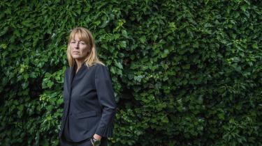Den 53-årige Nina Legind, blev i sidste uge præsenteret som ny forkvinde for Finansinstilsynets bestyrelse. Hun er den første kvinde på posten, er professor ved Juridisk Institut på Syddansk Universitet og afløser David Lando.