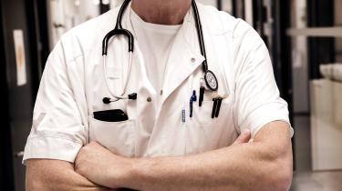 Ifølge overlæge Iben Sorgenfrei, får nogle kvindelige læger i dag udbetalt 80.000 til 100.000 kroner mindre i pension om året end de mandlige.