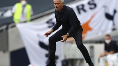 José Mourinho står for øjeblikket i spidsen for Tottenham. Bedst som du endelig tror, han er færdig, er der en eller anden storklub, der finder ham frem som løsningen på et problem, den ikke har forstået.
