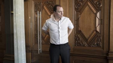'Coronakrisen har været en drøj omgang for enhver liberal, mens den for Socialdemokratiet og venstrefløjen har udgjort en gylden mulighed for at konsolidere staten som altoverskyggende politisk projekt,' skriver Tommy Ahlers, klimaordfører for Venstre, i denne kronik.