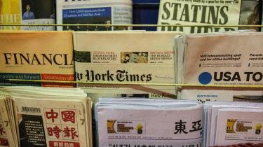 Kulturkampen på The New York Times debatsider har stået på i længere tid. Den kulminerede, da debatredaktør Bennett for nylig blev fyret for at have publiceret et kontroversielt indlæg af konservative senator Tom Cotton – en episode, der bekræfter, at der er noget grueligt galt med avisens åbenhed overfor divergerende synspunkter, skriver Martin Burcharth på lederplads.