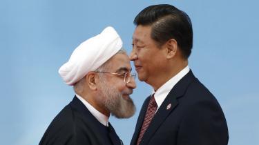 Den kinesiske partnerskabsplan med Iran kan spores tilbage til 2016, da den kinesiske præsident Xi Jinping luftede ideen ved et besøg i Teheran.