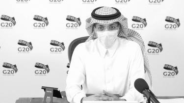 Coronakrisen sætter verdens fattige lande i en desperat økonomisk situation, men de store G20-økonomier har ikke for alvor lyst til at hjælpe dem, viser klubbens møde i Jeddah