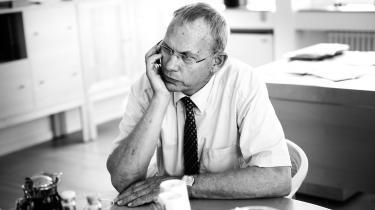 Martin Merrild er ikke begejstret for de ændringer af landbrugsstøtten, EU's nye budget muliggør.