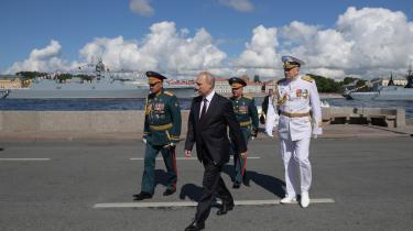 Også uden Ruslands præsident Putin har G7 en berettigelse.
