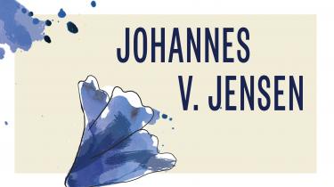 Johannes V. Jensens »Det røde Træ« munder til slut ud i to små nye digte, som imidlertid ikke spolerer det første