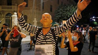 Gennem mere end to måneder har israelere over hele landet og i stedse større antal aktioneret med krav om BenjaminBenjamin Netanyahus tilbagetræden.