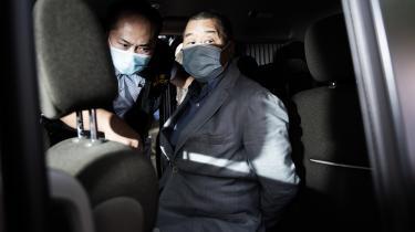 Jimmy Lai har længe været opmærksom på risikoen for at blive fængslet. I maj meldte han ud, at han ville blive i Hongkong og fortsætte med at kæmpe for demokratiet, selv om han forventede, at han stod højt oppe – hvis ikke øverst – på listen over mål for den nye sikkerhedslov.