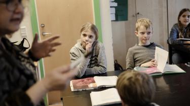 Skal de udsatte skoler formå at tiltrække de bedst kvalificerede lærere, skal de have flere ressourcer, mener Jakob Sølvhøj fra Enhedslisten.