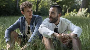 Simon Damm Rønne og Ali Al-Dehlagi er er begge glade for, at de hele tiden har talt åbent med hinanden om religion og andet, hvor de er forskellige.