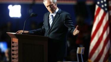 En af de mest mærkværdige bommerter, der er blevet begået ved tidligere konventer, blev begået af Clint Eastwood på republikanernes partikonvent i Tampa, hvor skuespilleren i femten lange minutter førte en pinlig dialog med en tom stol, hvorpå man skulle forestille sig Obama sad. Dagen efter fyldte episoden medierne og afledte opmærksomheden fra præsidentkandidat Mitt Romney.