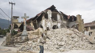 Jordskælvet i Haiti den 12. januar 2010 er Ilan Kelmans mønstereksempel på, hvor sårbart et samfund kan være – selv over for trusler, det har århundreders erfaringer med.