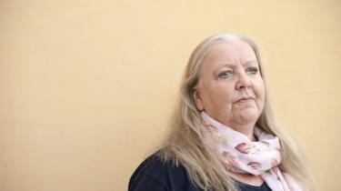»Det kræver simpelthen bare mere mod og ballast at sige sin mening offentligt i dag,« mener Lisbeth Knudsen.