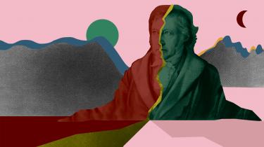 Da Hegel døde, delte hans tilhængere sig i to grupper: de konservative gammelhegelianere og de revolutionære unghegelianere. Deres kampe kan vi bruge til at forstå, hvad der sker mellem generationerne i klimakampen, skriver filosofihistoriker Magnus Møller Ziegler i denne kronik
