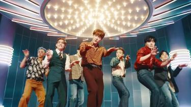 Det sydkoreanske popband, BTS, har med deres single »Dynamite«, slået igennem på det engelsksprogede musikmarked.