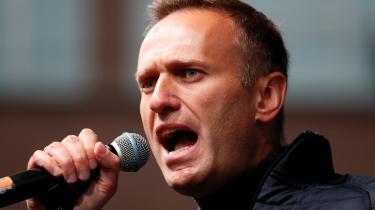 Så længe Navalnyj er død, syg eller bare i Berlin, har han ingen indflydelse i Rusland.