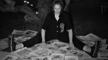 Alle scenerne i 'Stilstand' er først håndtegnet af Ida Hartmann og siden efterbehandlet digitalt. Spillet er opbygget som et lineært forløb, hvor man følger hovedpersonen Pigen og med Ida Hartmanns ord er »låst fast« sammen med karakteren i hendes destruktive valg. »Hun smadrede rundt, og man er bare nødt til at gennemleve krisen sammen med hende. Pointen er jo, at der ikke er nogen udenfra, der kan redde hende,« siger Ida Hartmann.