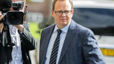 Under afhøringen nåede Christian Kettel Thomsen, ifølge Informations optælling, 23 gange at svare, at det kunne han ikke huske, det kunne han ikke erindre, det havde han ikke en klar erindring om.