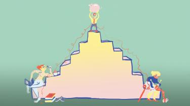 En ny rapport fra VIVE viser, at den stigende ulighed i Danmark ikke skyldes en skæv lønudvikling, men i højere grad at vi har fået flere studerende og pensionister. Dermed er vi langt fra britiske og amerikanske scenarier, skriver professor Nicolai Kristensen, professor Kurt Houlberg og seniorforsker Christophe Kolodziejczyk fra VIVE i dette debatindlæg