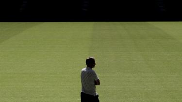 Uafgjort mod England i parken er ikke noget problem, men det kan det blive, hvis ikke Hjulmands mere moderne og gennemarbejdede udtryk fører til resultater ved næste landsholdssamling i oktober.