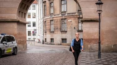 Det lykkedes anklager Sidsel Jessen-Klixbüll at få Landsretten til at skærpe byrettens dom og gøre dronesagen til en terrorsag og ikke blot en sag om støtte til en terrorgruppe.