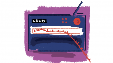 Siden vi lyttede med sidst, har Radio Loud været i dab-æteren i fem måneder.  Det er tid til at lytte efter om de  har fundet deres egen stil