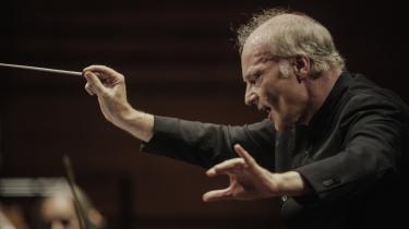 Den italienske topdirigent Gianandrea Noseda sprang til, da Alain Altinoglus meldte afbud til sidste uges DR-koncerter.