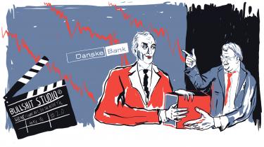 Danske Bank har slet ikke udnyttet potentialet i sit gamle slogan om at gøre det, man er bedst. Det kan bære meget mere – og vise meget mere af, hvad banken med de store armsving er aller allerbedst til