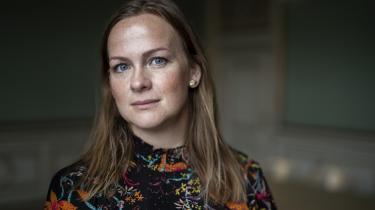 Det er en misforståelse, at nationalitet hænger sammen med vikingebegrebet, siger Jeanette Varberg. »Går jeg en tur på Strøget, kan jeg se, at ikke alle er lyshårede. Det var det samme i Ribe i vikingetiden. Det var nogenlunde det samme gadebillede som i dag.«