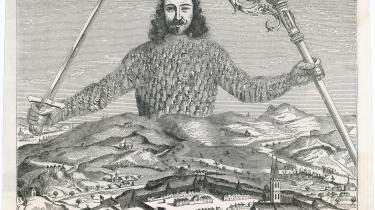 Victoria Kahn kalder i sin bog Thomas Hobbes' 'Leviathan' fra 1651, der ellers typisk læses som politisk filosofi, for et litterært mesterværk.