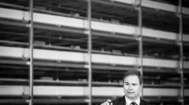 Nicolai Wammen sagde torsdag, at »hockeystaven« er regeringens primære sigtepunkt i efterårets klimaforhandlinger.