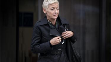 Tidligere afdelingschef fra Inger Støjbergs ministerium Line Skytte Mørk Hansen blev i går genafhørt om den telefonkontakt, hun havde haft den 10. februar 2016 om eftermiddagen med Lene Vejrum, der var vicedirektør i Udlændingestyrelsen.