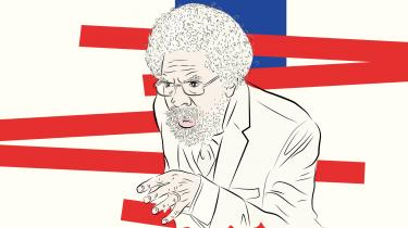 »Det bedste i USA er der stadig. Du kan se det på gaderne, det kommer i alle farver. Det bedste i USA er antislaveribevægelsen, kvindefrigørelsen, arbejderbevægelserne, klimabevægelserne,« siger filosof og aktivist Cornel West.