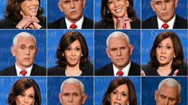 Tv-debatten natten til torsdag mellem de to vicepræsidentkandidater gik stille for sig i forhold til sidste uges verbale brydekamp mellem Joe Biden og Donald Trump. Både Pence og Harris gjorde, hvad der var forventet, hvilket næppe ændrer Bidens føring i meningsmålingerne