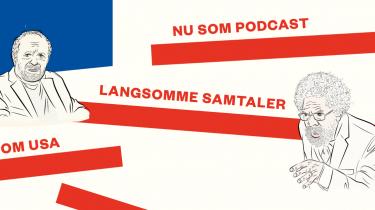 I en ny podcast interviewer Rune Lykkeberg  internationale tænkere op til det amerikanske præsidentvalg i 2020 – og tager sig god tid til det. Den første gæst er stjerneforskeren Robert Reich, der var arbejdsminister under Bill Clinton