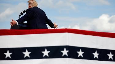 »Trump og republikanerne har kastet en skygge over det amerikanske projekt og mindet os om, hvor sårbare – nogle vil sige fejlbehæftede – vores institutioner og forfatningsmæssige orden er,« siger den nobelprisvindende økonom Joseph E. Stiglitz i denne kommentar.